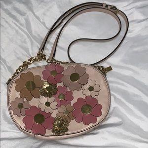 Michael Kors Floral Applique Ginny Messenger